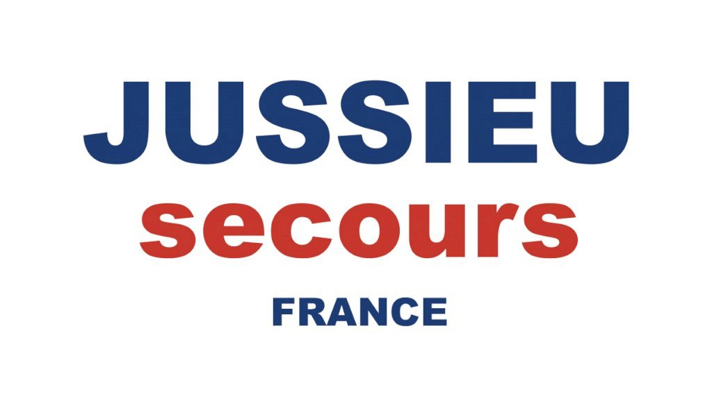 Logo JUSSIEU secours FRANCE